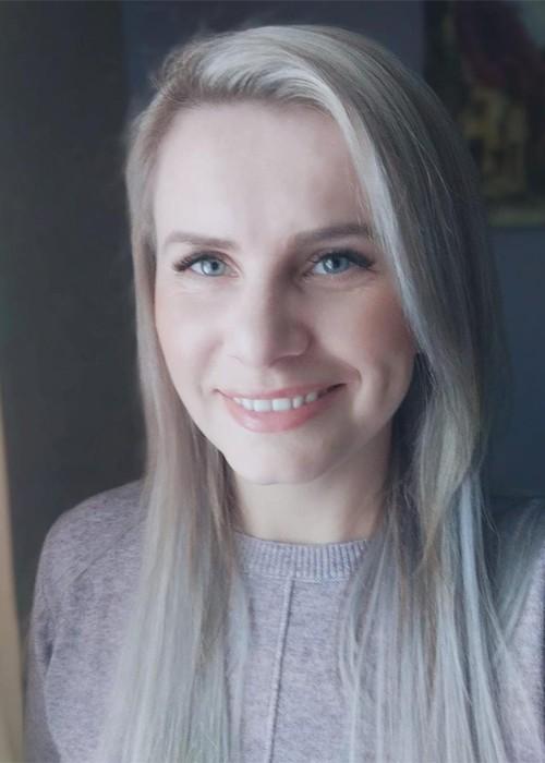 Izabela Komar-Socha's Portrait